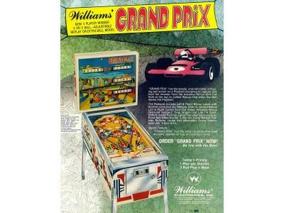 Grand Prix Williams